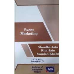 Event Marketing SYBMS Sem 4 rishabh Publication