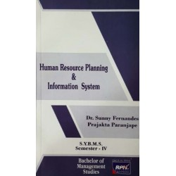 Human Resource Planning and Information System SYBMS Sem 4