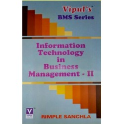 Information Technology in Business management-II SYBMS Sem