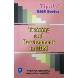 Training and Development in HRM SYBMS Sem 4 Vipul Prakashan