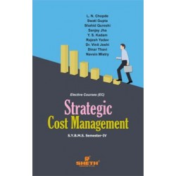 Strategic Cost Management SYBMS Sem 4 Sheth Publication