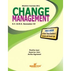 Change Management SYBMS Sem 4 Sheth Publication