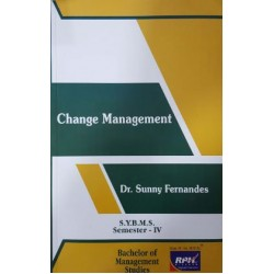 Change Management SYBMS Sem 4 Rishabh Publication