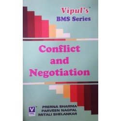Conflict and Negotiation SYBMS Sem 4 Vipul Prakashan