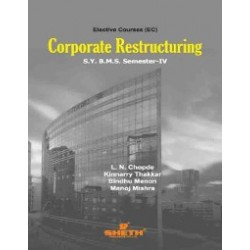 Corporate Restructuring SYBMS Sem 4 Sheth Publication