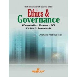 Ethics and Governance SYBMS Sem 4 Sheth Publication