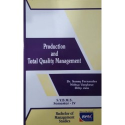 Production and Total Quality Management SYBMS Sem 4 Rishabh