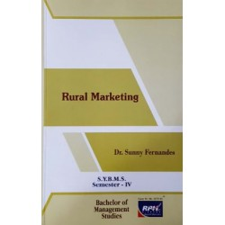 Rural Marketing SYBMS Sem 4 Rishabh Publication