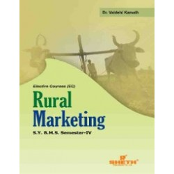 Rural Marketing SYBMS Sem 4 Sheth Publication