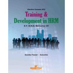 Training and Development in HRM SYBMS Sem 4 Sheth