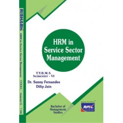 HRM in Service Sector Management Tybms Sem 6 Rishabh
