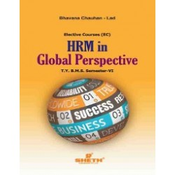 HRM in Global Perspective Tybms Sem 6 Sheth Publication