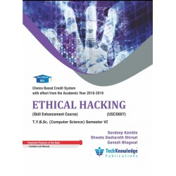 Ethical Hacking T.Y.B.Sc.Comp.Sci. Sem. 6 Techknowledge