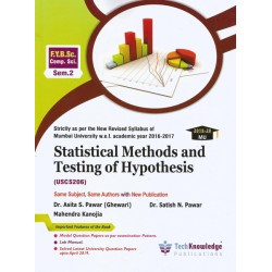 Statistical Methods and Testing of Hypothesis