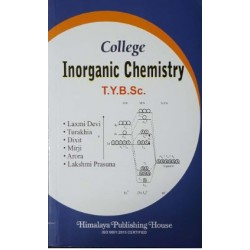 College Inorganic Chemistry T.Y.B.Sc. Sem 5 and 6 Himalaya Publication