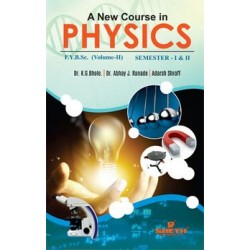 A New Course in Physics Volume 2 F.Y.B.Sc.Semester I & II