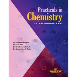 Practical in Chemistry T.Y.B.Sc Chemistry Sem 5 and 6 Sheth