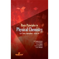 Basic Principles in Physical Chemistry S.Y.B.Sc Semester
