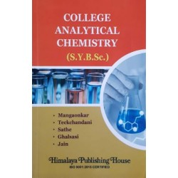 College Analytical Chemistry S.Y.B.Sc 2nd Year Himalaya