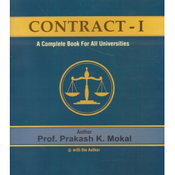 Contract -1 for FYBSL and FYLLB  Sem 1 By Prakash Mokal