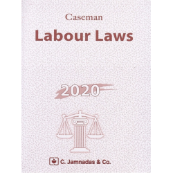 Labour Laws FYBSL and FYLLB  Sem 1 C.Jamnadas and Co.
