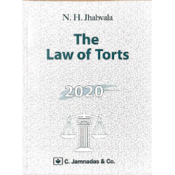 The Law of Torts FYBSL and FYLLB  Sem 1 C.Jamnadas and Co.