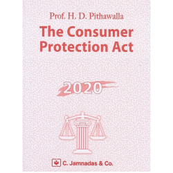 The Consumer Protection Act FYBSL and FYLLB  Sem 1 C.Jamnadas and Co.