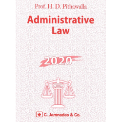 Administrative Law SYBSL and SYLLB  Sem 3 C.Jamnadas and Co.