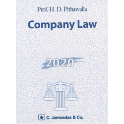 Company Law SYBSL and SYLLB  Sem 3 C.Jamnadas and Co.