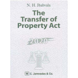 Transfer of Property Act SYBSL and SYLLB  Sem 3 C.Jamnadas and Co.