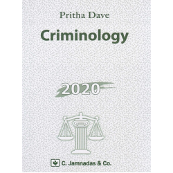 Criminology LLB 2020 SYBSL and SYLLB  Sem 4 C.Jamnadas and