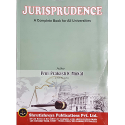 Jurisprudence  SYBSL and SYLLB  Sem 4 Prakash Mokal Law