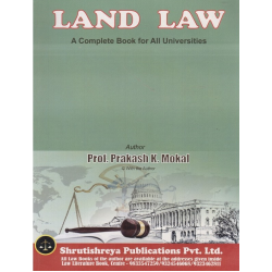 Land Law SYBSL and SYLLB  Sem 4 Prakash Mokal Law Books