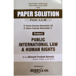 Public International Law and Human Rights LLB Aarti & Co.