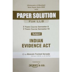 Evidence Act LLB  Aarti & Co.