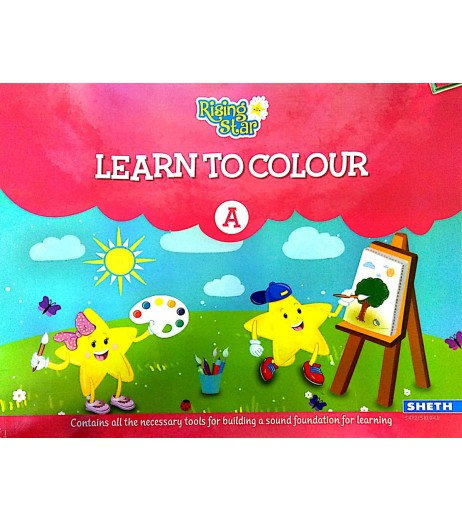 Learn to Colour-A