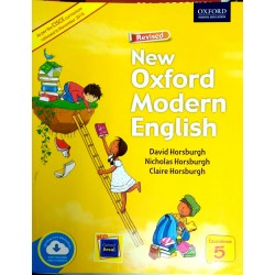 New Oxford Modern English Coursebook - Revised Edition Class 5