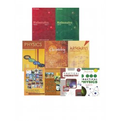 Class 12 NCERT PCM Book Set  (Set of 11 Book) 2020-21 Free