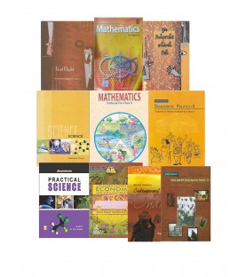 DPS Text books set for Class 10 (Set of 12 Books) 2021-22