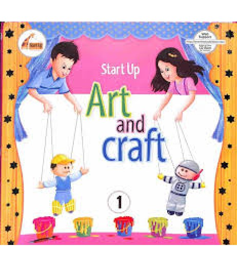 Startup art and craft book-1
