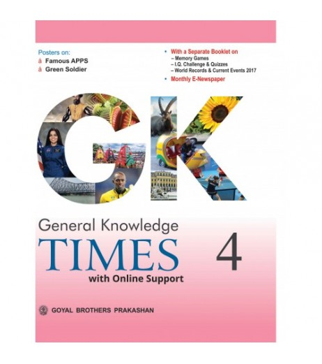 General knowledge times -lV