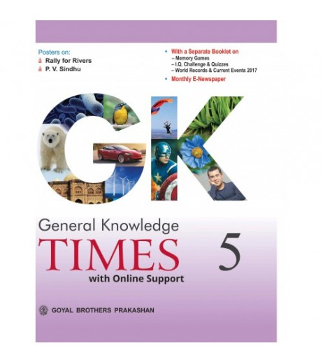 General knowledge times -V