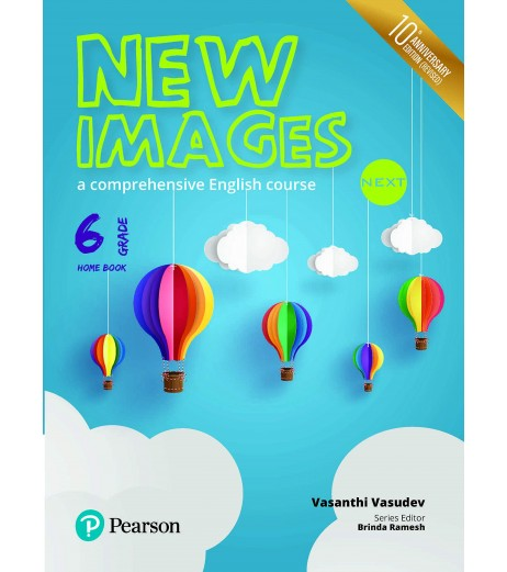 English New lmages Home book- Vl