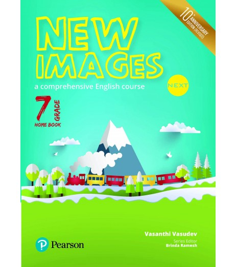 English: New lmages Home book- Vll