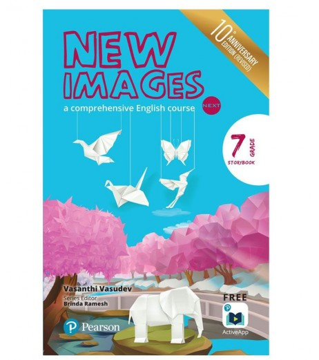 English: New lmages story book - Vll