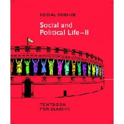 Social Science -Social and Political II Ncert Book for