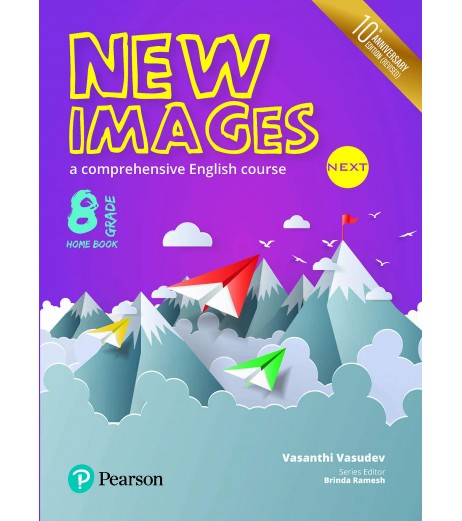 English : New lmages- Home book