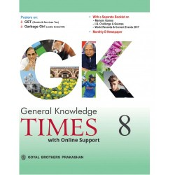General knowledge times -Vlll