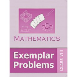 Exemplar in maths Vlll NCERT