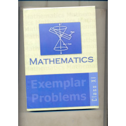 Mathematics Exemplar Problems NCERT Book for Class XI